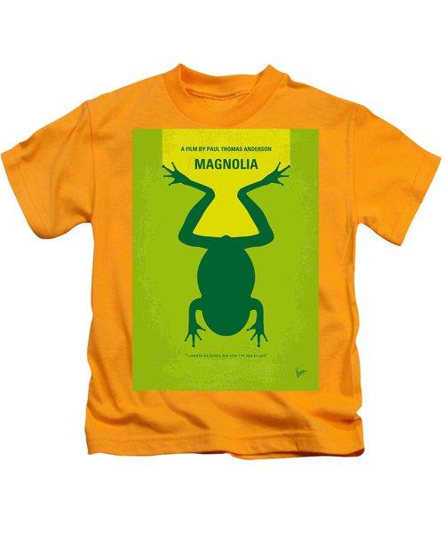 No159 My Magnolia Minimal Movie Poster Kids T-Shirt
