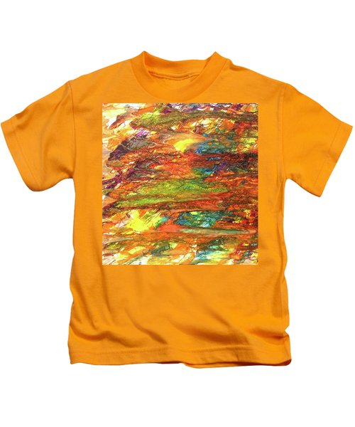 5-offspring While I Was On The Path To Perfection 5 Kids T-Shirt