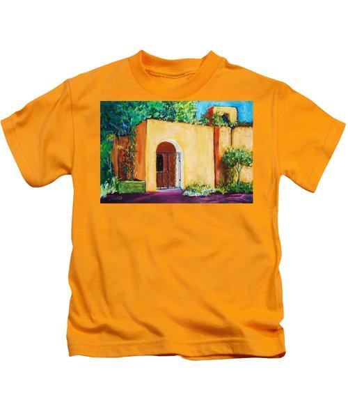 Old Mesilla Kids T-Shirt