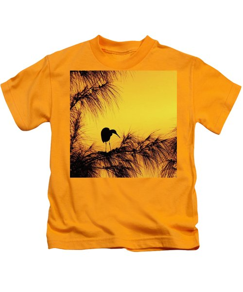 One Of A Series Taken At Mahoe Bay Kids T-Shirt