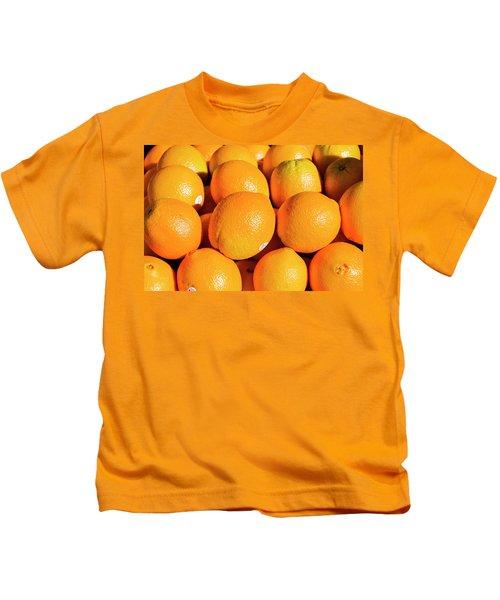 Oranges Kids T-Shirt
