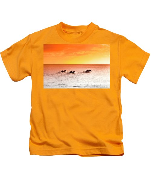 Outrigger Pastels Kids T-Shirt