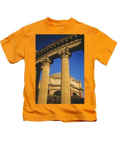 Palace Of Fine Arts, San Francisco Kids T-Shirt