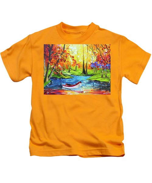 Panga Kids T-Shirt
