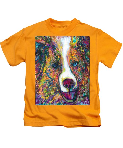 Patches Kids T-Shirt