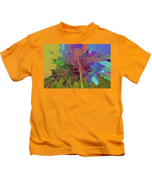 P C C Elm In The Wait Of Bloom Kids T-Shirt