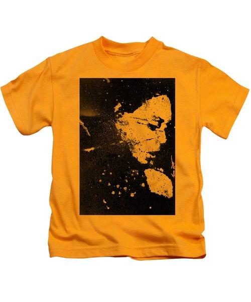 Perfect Pitch Black Kids T-Shirt