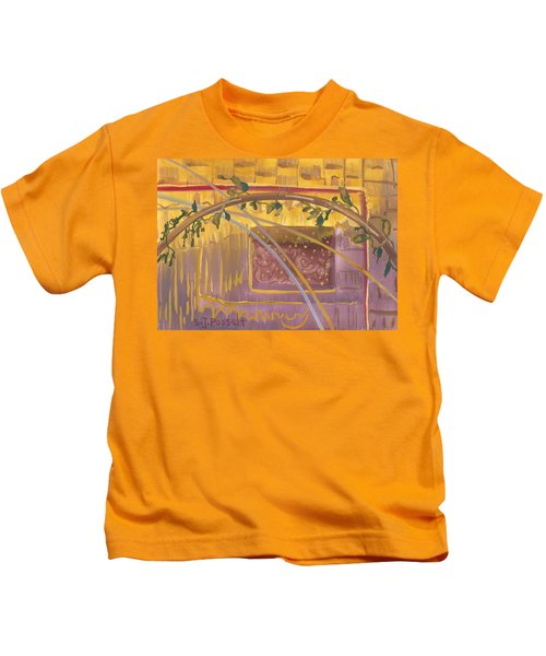 Picture Window Kids T-Shirt