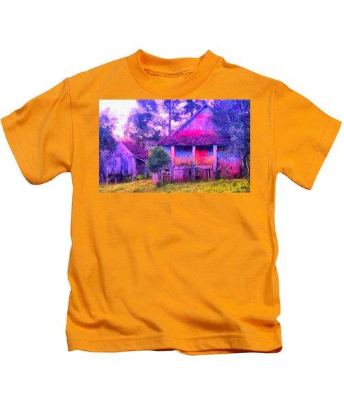 Plank Homes Kids T-Shirt