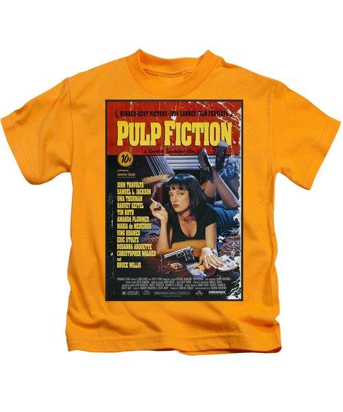 Pulp Fiction 1994 Kids T-Shirt