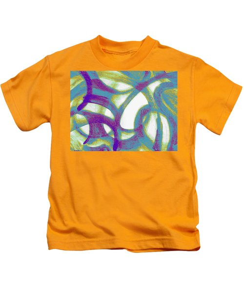 Purple Soul Kids T-Shirt