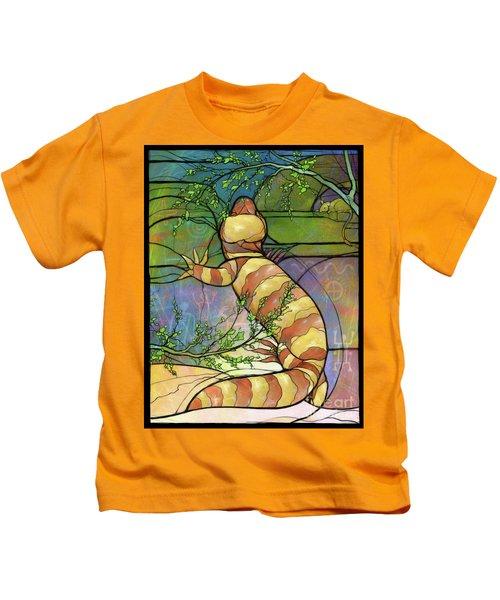 Quiet As A Mouse Kids T-Shirt
