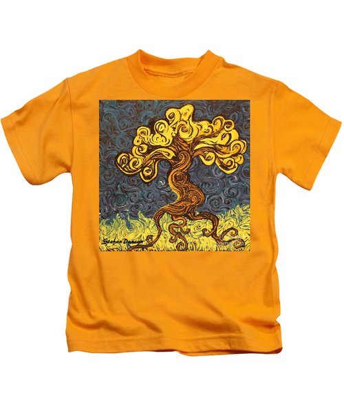 Radiant Within Kids T-Shirt