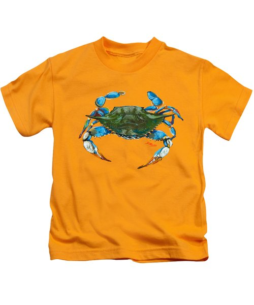 Red Hot Crab Kids T-Shirt