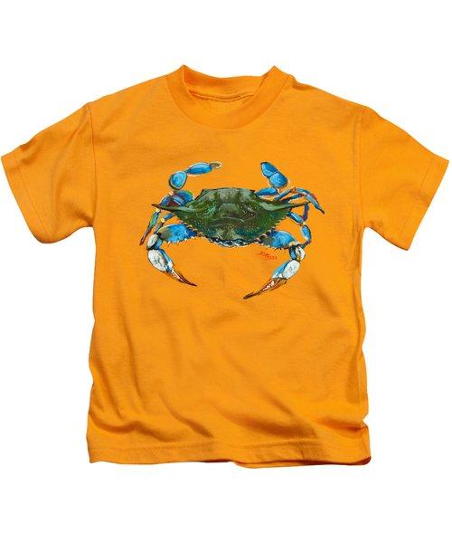 Red Hot Crab Kids T-Shirt
