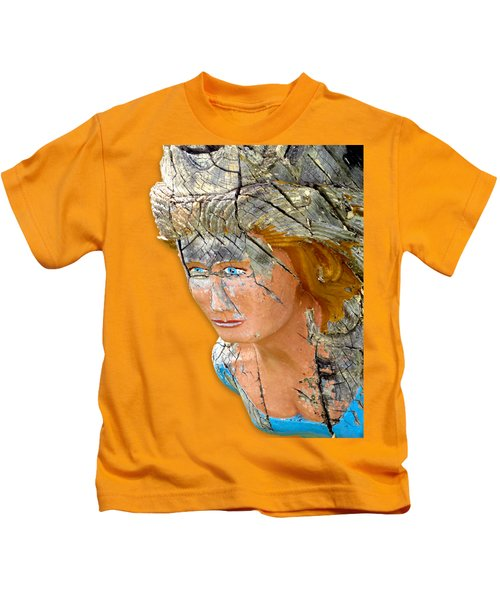 Regina Figurehead Kids T-Shirt