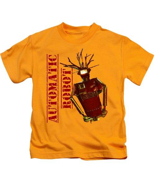 Reto Automatic Kids T-Shirt