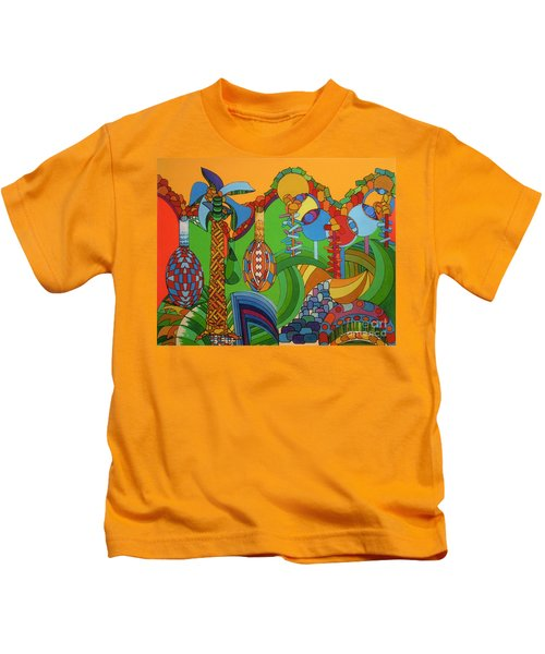 Rfb0300 Kids T-Shirt