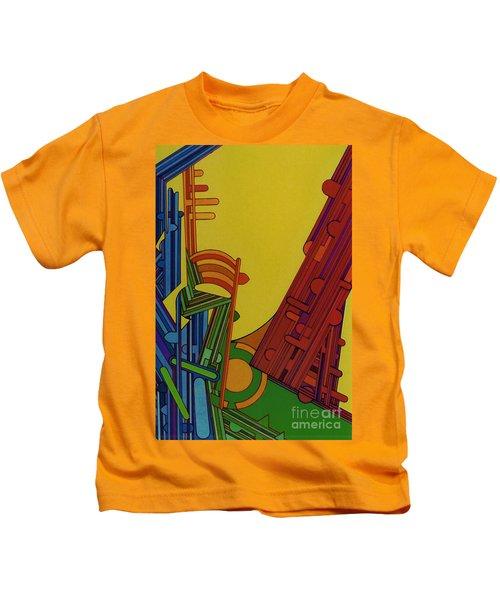 Rfb0303 Kids T-Shirt