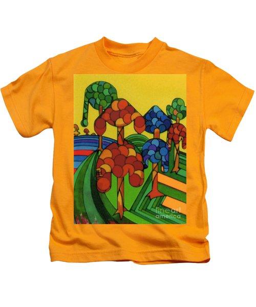Rfb0544 Kids T-Shirt