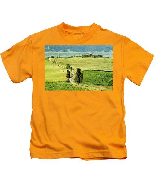 Road To Terrapille Kids T-Shirt