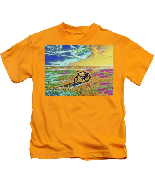 Rollin' Away Kids T-Shirt