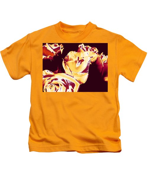 Roses #1 Kids T-Shirt