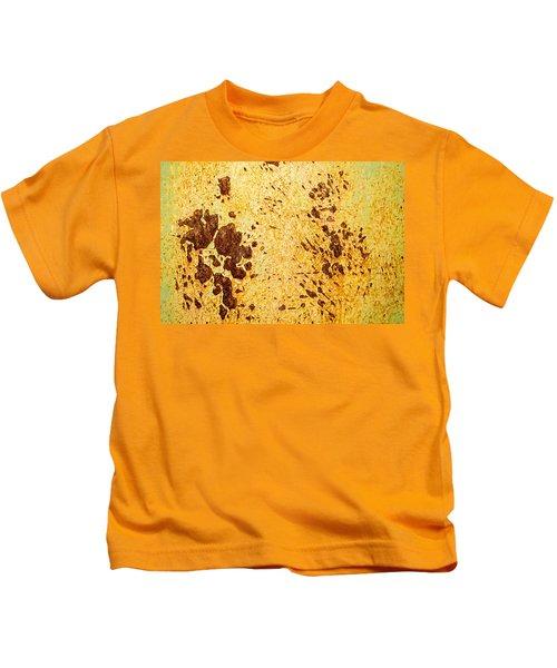Rust Metal Kids T-Shirt