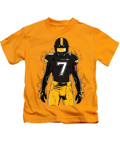Sb L Pittsburgh Kids T-Shirt by Akyanyme