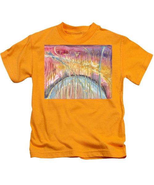 Seeds Of An Angel Kids T-Shirt