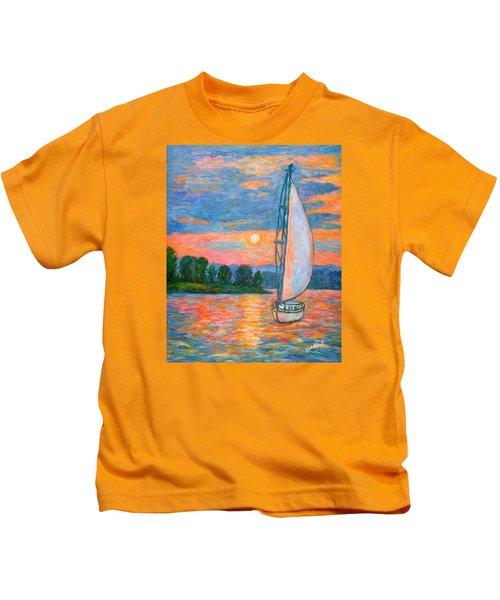 Smith Mountain Lake Kids T-Shirt