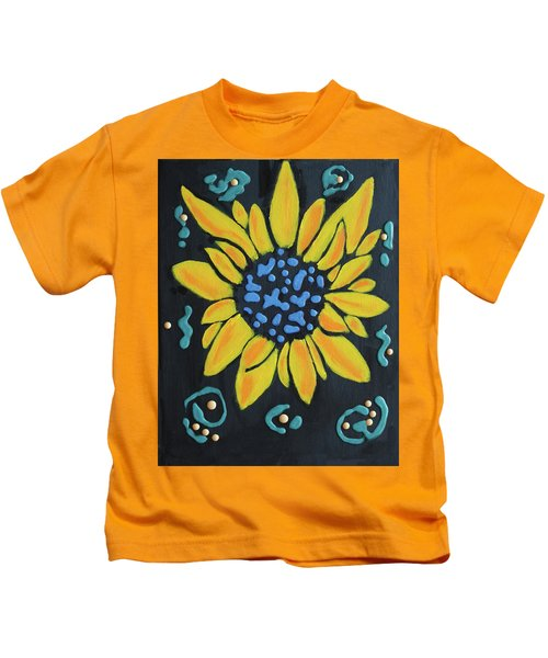 Son Flower Kids T-Shirt