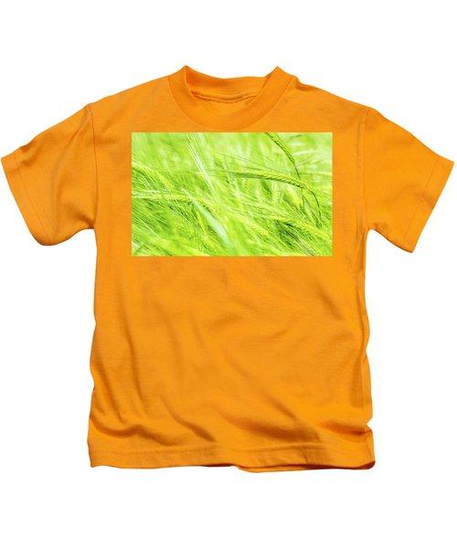 Summer Barley. Kids T-Shirt