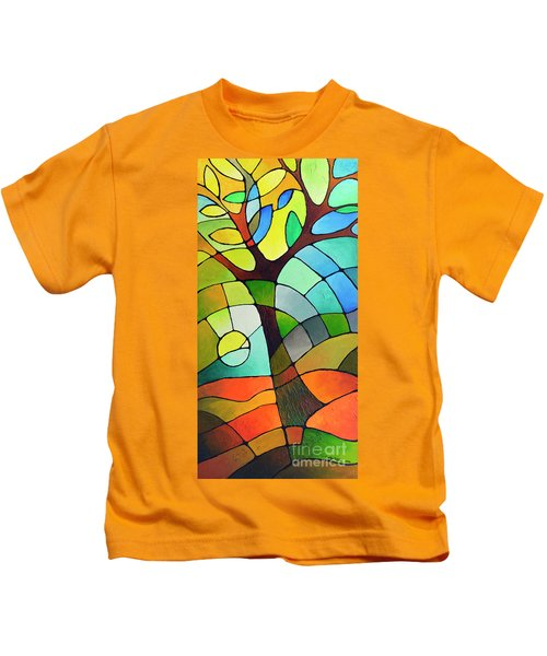 Summer Tree Kids T-Shirt