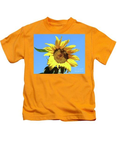 Sun In The Sky Kids T-Shirt