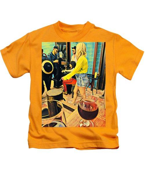 Sunday At Lazarus Kids T-Shirt