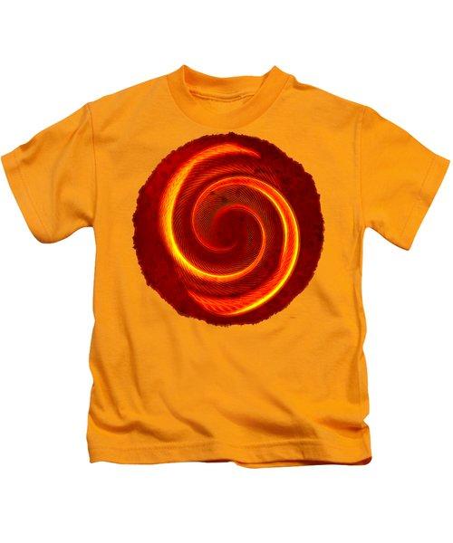 Symbiosis Round Kids T-Shirt