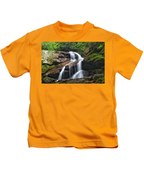 Upper Dill Falls Kids T-Shirt
