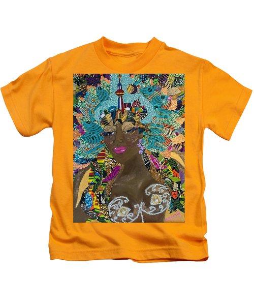 Tdot Caribana Kids T-Shirt