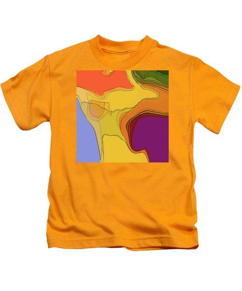 Terraced Kids T-Shirt
