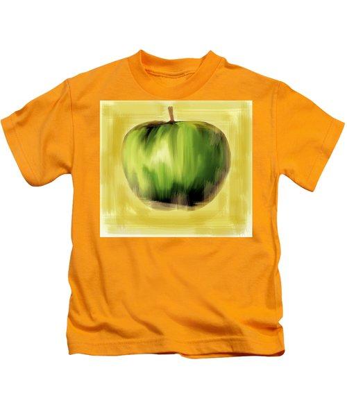 The Creative Apple  Kids T-Shirt
