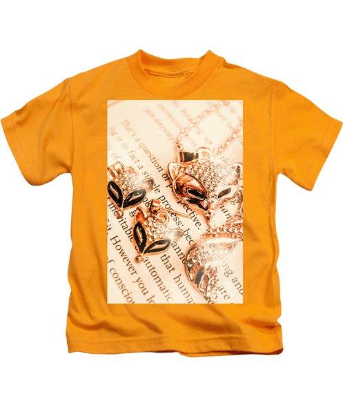 The Fox Tale Kids T-Shirt