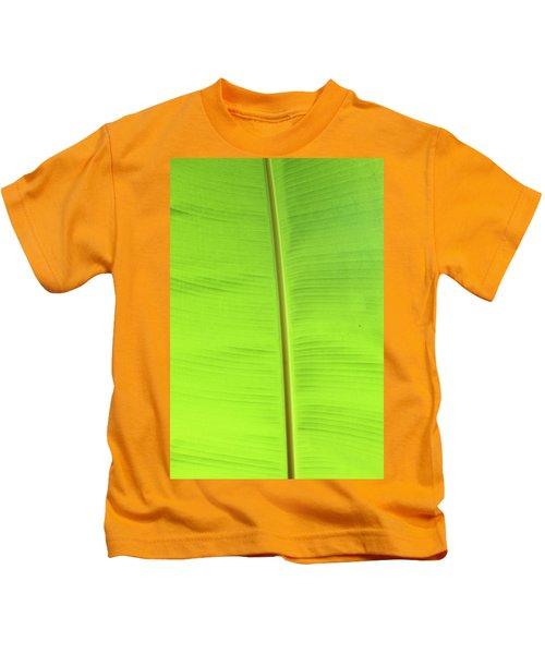 The Jungle Illuminated Kids T-Shirt