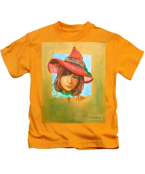 The Mexican Hat Kids T-Shirt