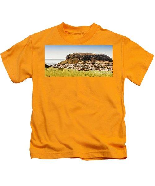 The Nut In Stanley Tasmania Kids T-Shirt