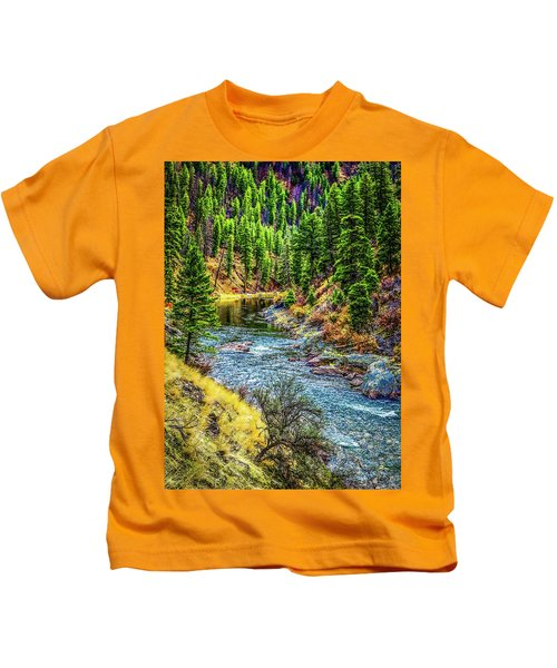 The River Kids T-Shirt