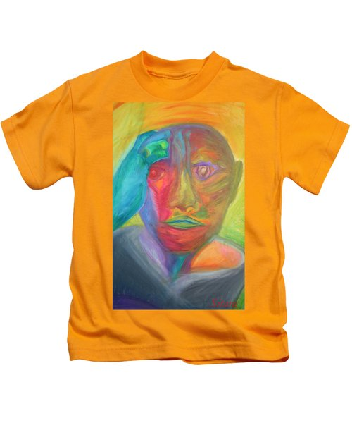 The Time Rider Kids T-Shirt