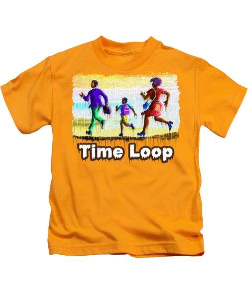 Time Loop Kids T-Shirt
