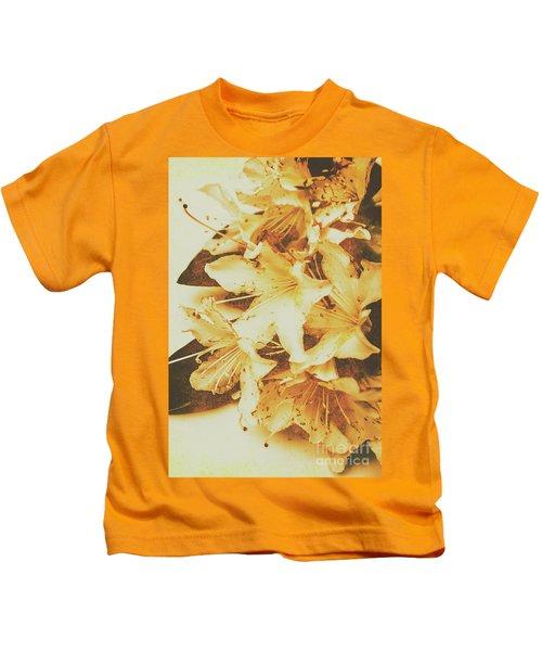Timeless Romance Kids T-Shirt