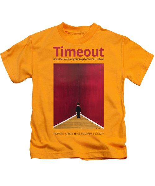Timeout T-shirt Kids T-Shirt